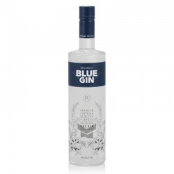 BLUE GIN 70 CL.