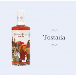 TOSTADA FONTE DO FRADE 70 CL.30º