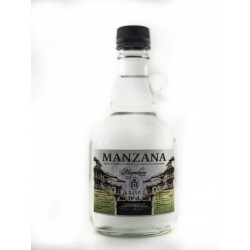 MANZANA SIN ALCOHOL MAYORDOMO 500 ML.