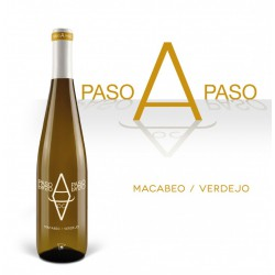 PASO A PASO BLANCO 75 CL.